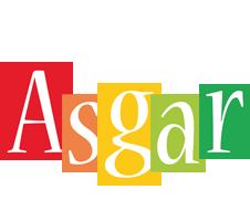 Asgar colors logo