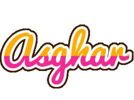 Asghar smoothie logo