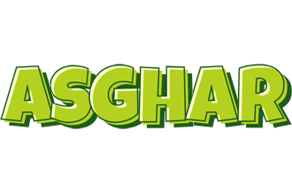 Asghar summer logo