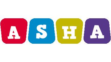 Asha kiddo logo