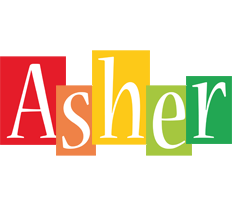 Asher colors logo