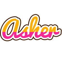 Asher smoothie logo
