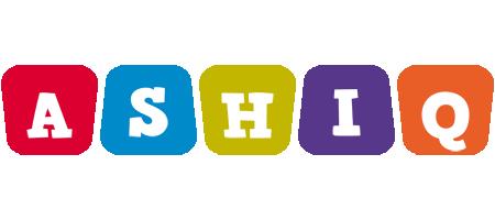 Ashiq kiddo logo