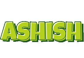 Ashish summer logo