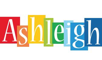 Ashleigh colors logo