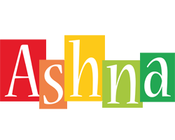 Ashna colors logo