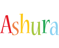 Ashura birthday logo