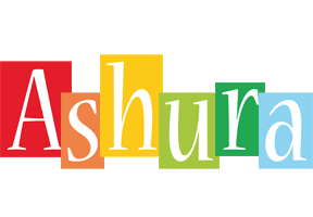Ashura colors logo