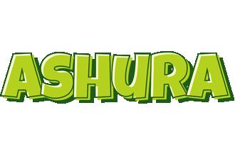 Ashura summer logo