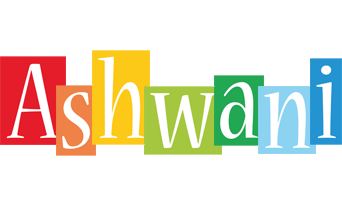 Ashwani colors logo