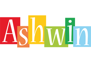 Ashwin colors logo