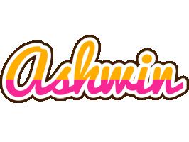 Ashwin smoothie logo