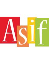Asif colors logo