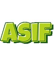 Asif summer logo