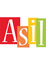 Asil colors logo