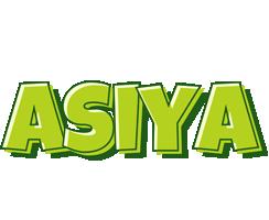 Asiya summer logo