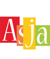 Asja colors logo
