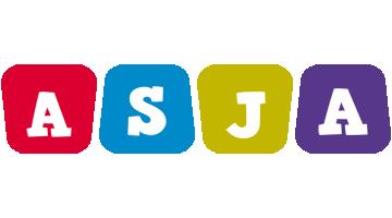 Asja kiddo logo
