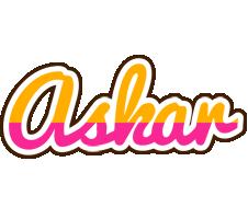Askar smoothie logo