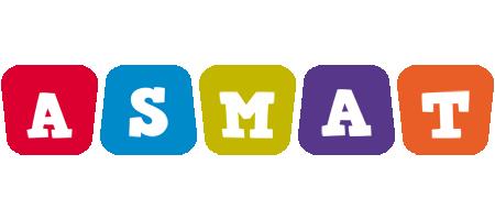 Asmat kiddo logo