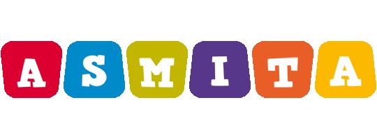 Asmita kiddo logo
