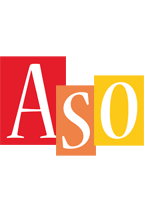 Aso colors logo