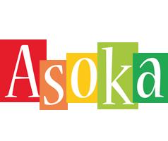Asoka colors logo