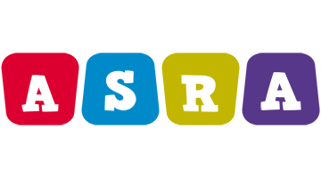 Asra kiddo logo