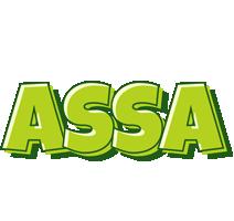 Assa summer logo