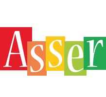 Asser colors logo
