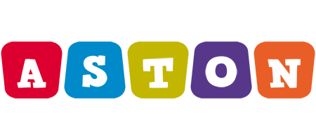 Aston kiddo logo