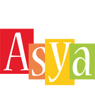 Asya colors logo