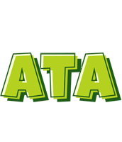 Ata summer logo
