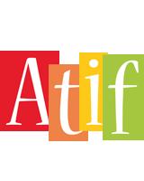 Atif colors logo