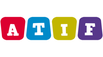 Atif kiddo logo
