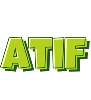 Atif summer logo