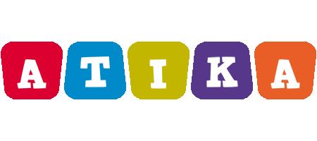 Atika kiddo logo