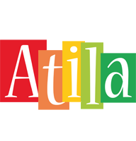 Atila colors logo