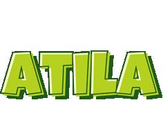 Atila summer logo