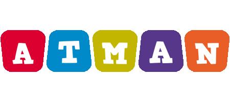 Atman kiddo logo