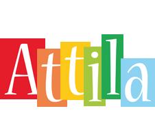 Attila colors logo