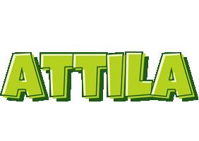 Attila summer logo