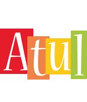 Atul colors logo