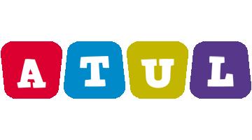 Atul kiddo logo