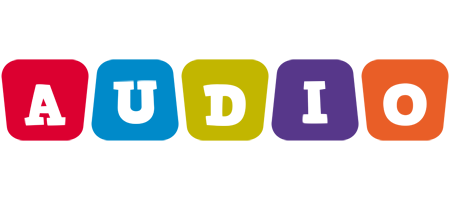 Audio kiddo logo