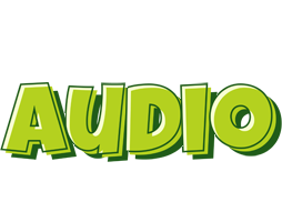 Audio summer logo