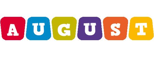 August kiddo logo