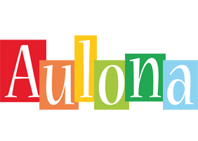 Aulona colors logo