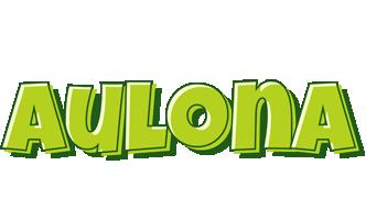 Aulona summer logo