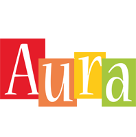 Aura colors logo
